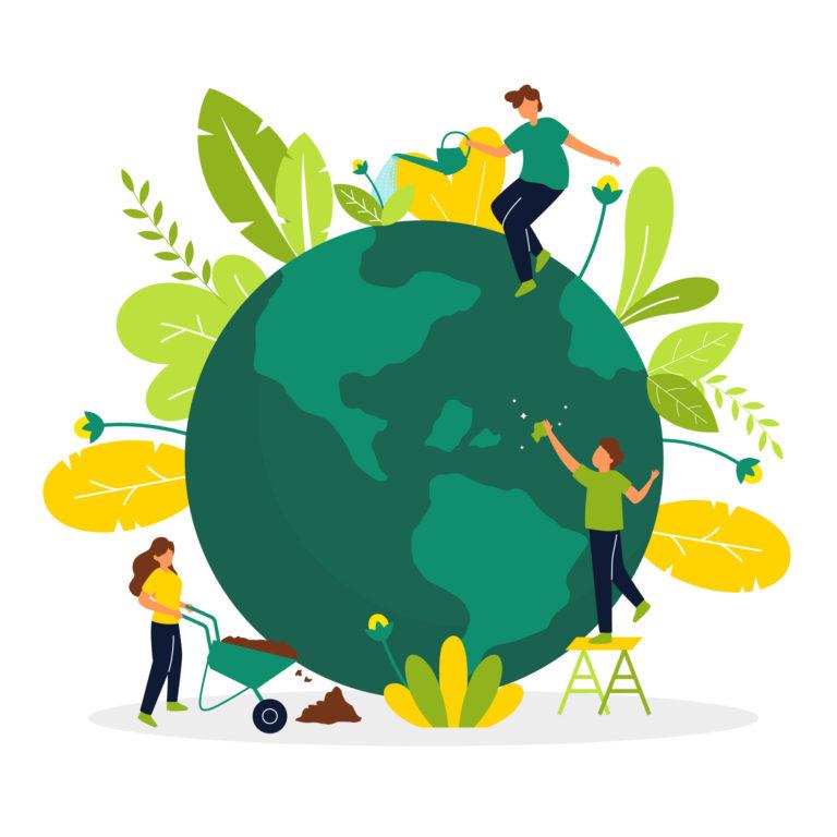 Partager pour la planète